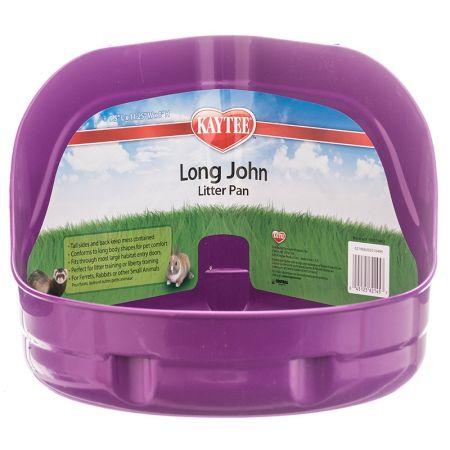 Kaytee Kaytee Long John Litter Pan - High Sided