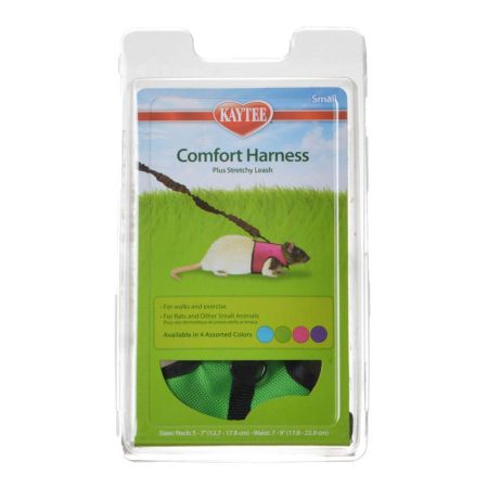Super Pet Super Pet Comfort Harness with Safety Leash