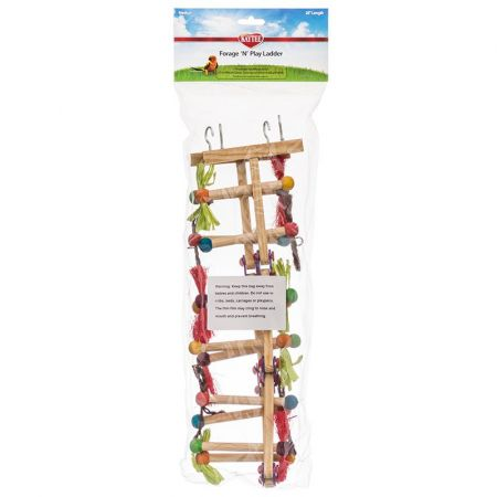 Super Pet Super Pet Avian Forage-N-Play Ladder