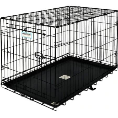 Precision Pet Pro Value by Great Crate - 1 Door Crate - Black alternate view 2