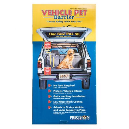 Precision Pet Precision Pet Vehicle Pet Barrier