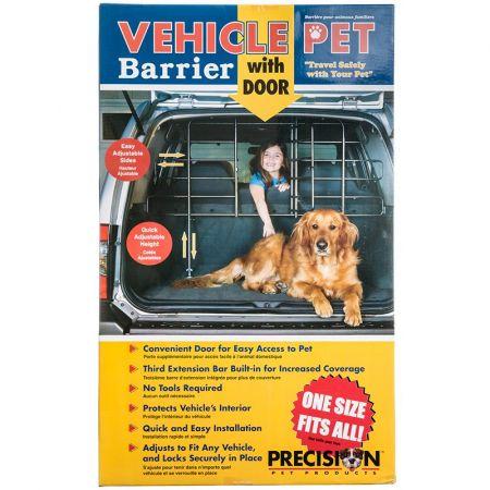 Precision Pet Precision Pet Vehicle Pet Barrier with Door