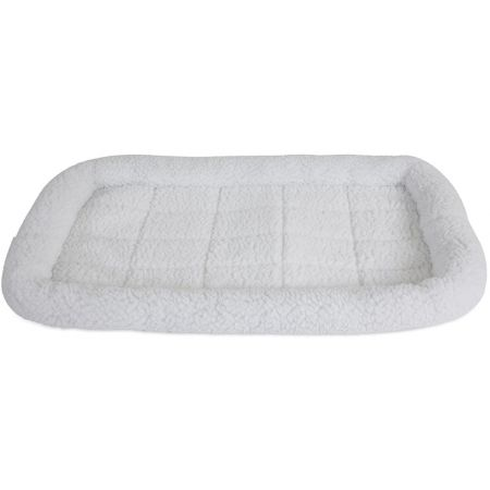 Precision Pet SnooZZy Pet Bed Original Bumper Bed - White alternate view 3