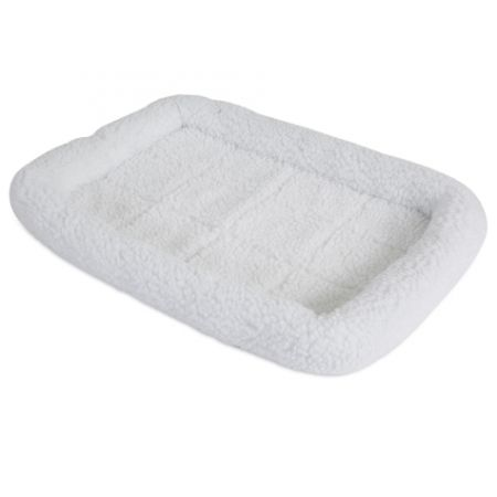 Precision Pet SnooZZy Pet Bed Original Bumper Bed - White alternate view 4