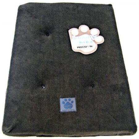 Precision Pet SnooZZy Baby Terry Pet Bed - Chocolate