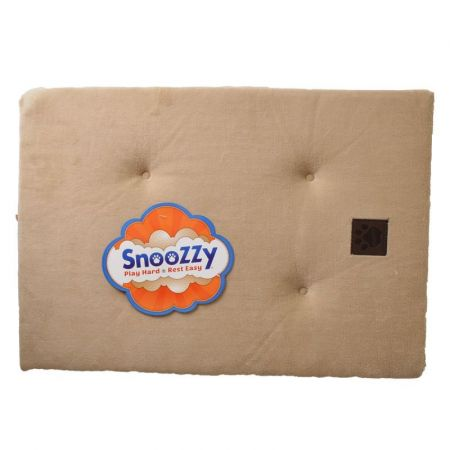 Precision Pet Precision Pet SnooZZy Baby Terry Pet Bed - Tan