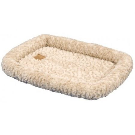 Precision Pet SnooZZy Crate Bumper Bed - Tan alternate view 1