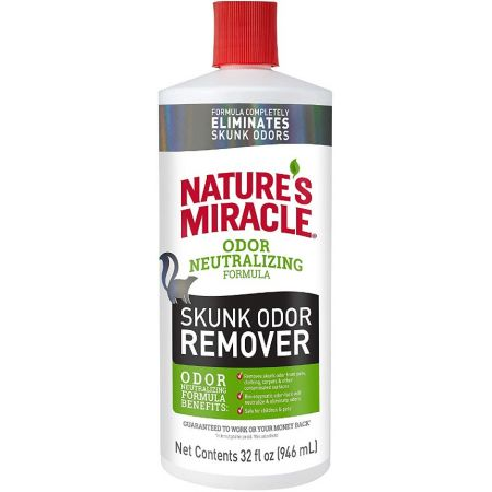 Natures Miracle Nature S Miracle Skunk Odor Remover