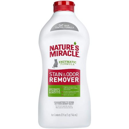 Natures Miracle Nature's Miracle Just for Cats Stain & Odor Remover
