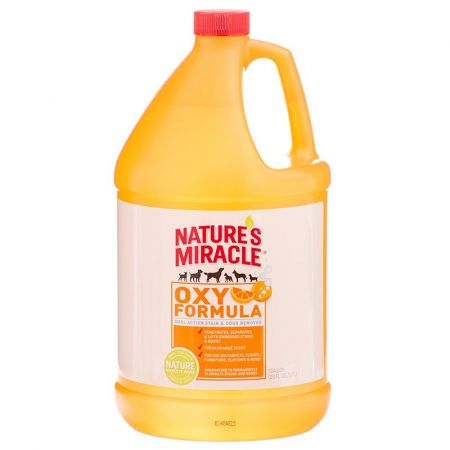 Natures Miracle Nature's Miracle Orange Oxy Formula Dual Action Stain & Odor Remover