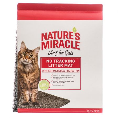 Natures Miracle Nature's Miracle Just for Cats No Track Litter Mat