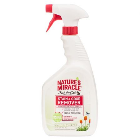 Natures Miracle Nature's Miracle Just for Cats Stain & Odor Remover - Flowering Meadow Scent
