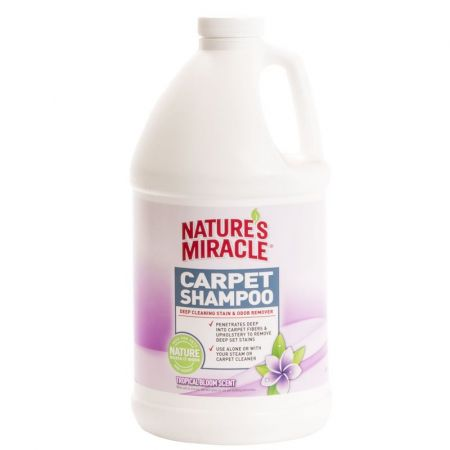Natures Miracle Nature's Miracle Carpet Shampoo - Tropical Bloom Scent