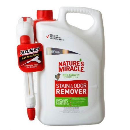 Natures Miracle Nature's Miracle Stain & Odor Remover Battery Operated Power Spray