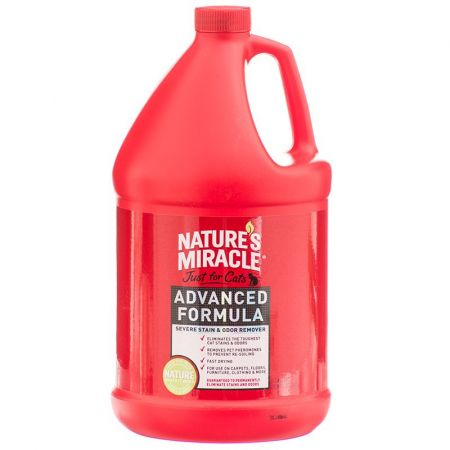Natures Miracle Nature's Miracle Just for Cats Advanced Stain & Odor Remover