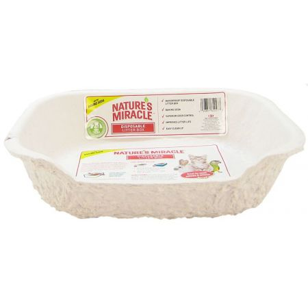 Natures Miracle Nature's Miracle Disposable Litter Pan