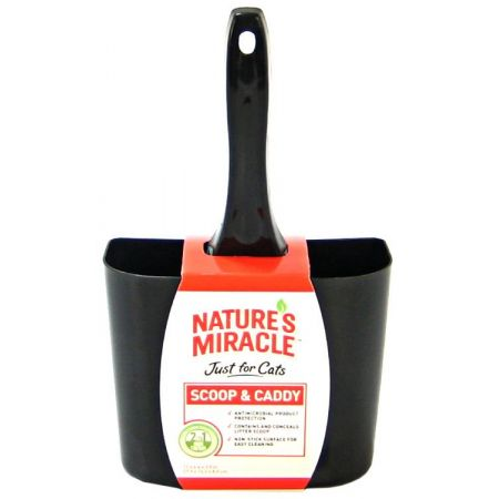 Natures Miracle Nature's Miracle Just for Cats Scoop & Caddy Combo Pack