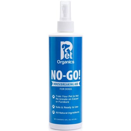 Pet Organics Pet Organics No-Go Housebreaking Aid Spray