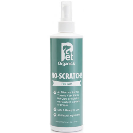 Pet Organics Pet Organics No-Scratch Spray for Cats