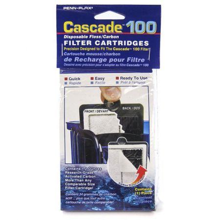 Cascade Cascade 100 Disposable Floss & Carbon Power Filter Cartridges