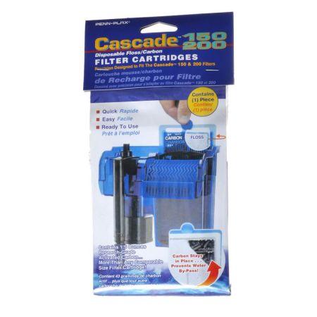 Cascade Cascade 150/200 Disposable Floss & Carbon Power Filter Cartridges