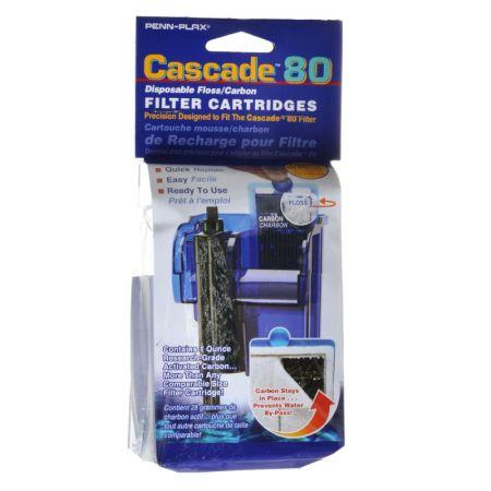 Cascade Cascade 80 Disposable Floss & Carbon Power Filter Cartridges