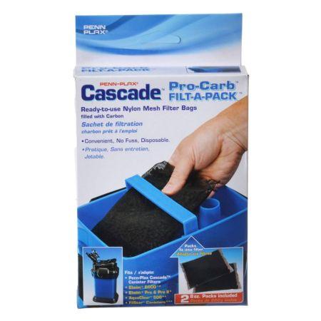 Cascade Cascade Canister Filter Pro-Carb Filt-A-Pack