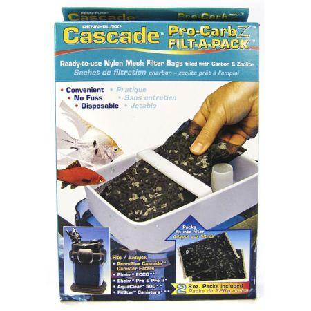Cascade Cascade Canister Filter Pro-Carb Z Filt-A-Pack