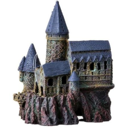 Penn Plax Magical Castle alternate view 2