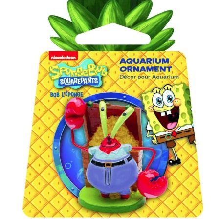 Spongebob Mr. Crabs Aquarium Ornament