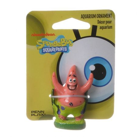Spongebob Patrick Aquarium Ornament