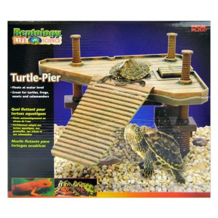 Reptology Reptology Floating Turtle Pier