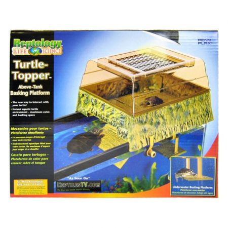 Reptology Reptology Turtle Topper Above Tank Basking Platform