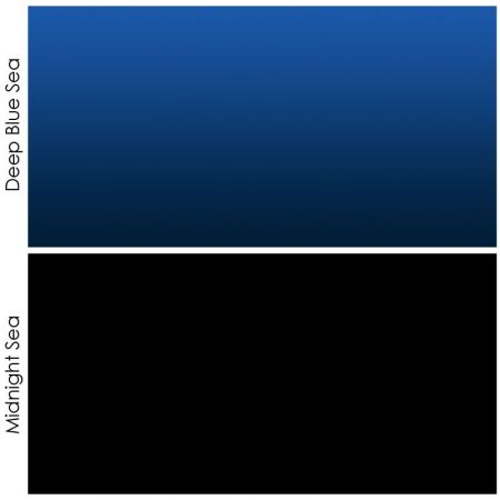 Penn Plax Penn Plax Blue Sea Night Aquarium Background
