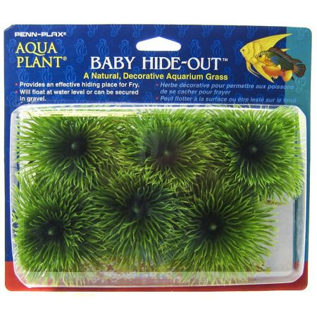 Penn Plax Penn Plax Aqua Plant Baby Hide-Out