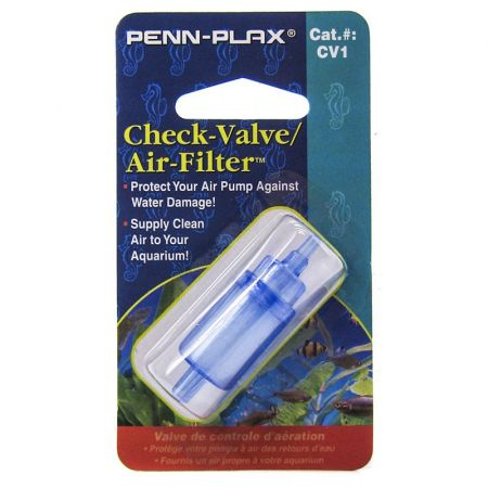 Penn Plax Penn Plax Check Valve Air Filter