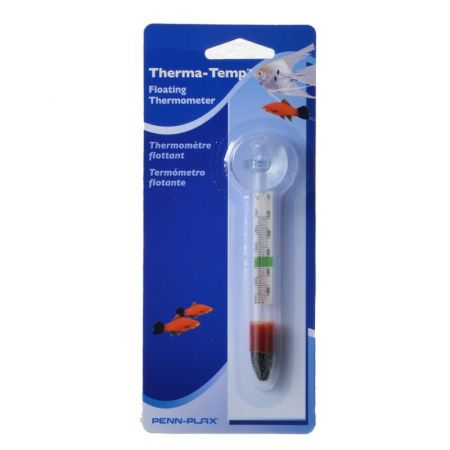 Penn Plax Therma-Temp Floating Thermometer alternate view 1