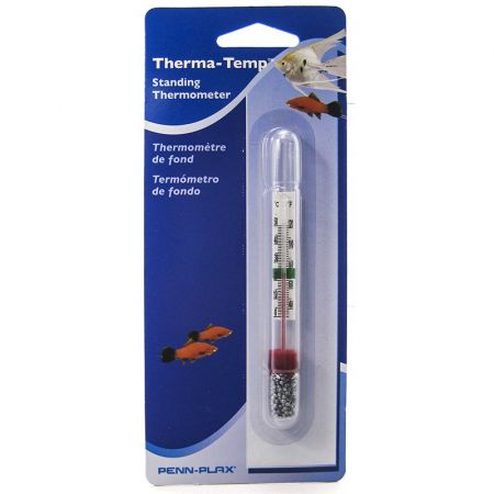 Penn Plax Penn Plax Therma-Temp Standing Thermometer