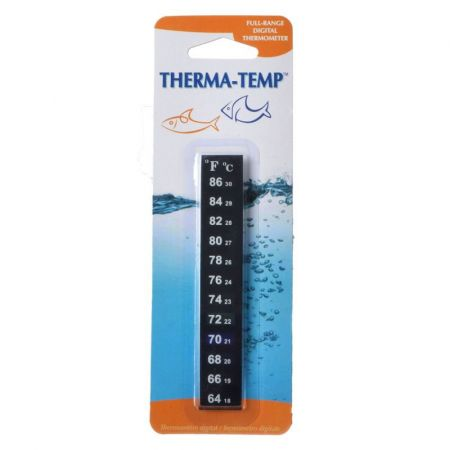 Penn Plax Penn Plax Therma-Temp Full-Range Digital Thermometer