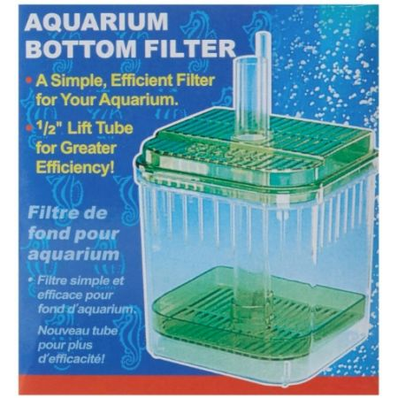 Penn Plax Penn Plax The Bubbler Aquarium Bottom Filter