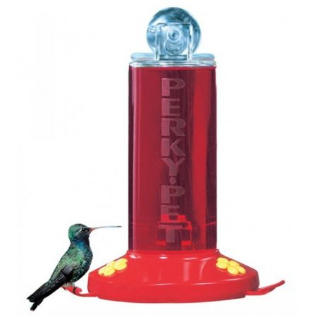 Perky Pet Perky Pet Acrylic Window Mounted Hummingbird Feeder