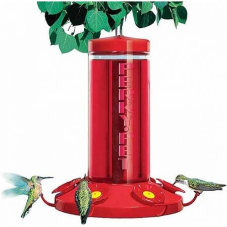 Perky Pet Perky Pet Grand Master Plastic Hummingbird Feeder