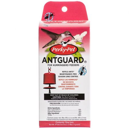 Perky Pet Perky Pet Hummingbird Feeder Ant Guard