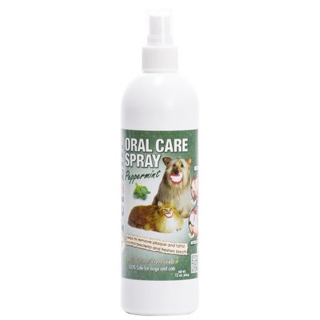 Petzlife Petzlife Oral Care Spray Refill - Peppermint Flavor