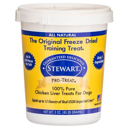Stewart Pro-Treat 100% Freeze Dried Chicken Liver for Dogs alternate view 2