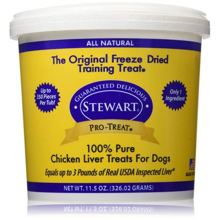 Stewart Pro-Treat 100% Freeze Dried Chicken Liver for Dogs alternate view 3