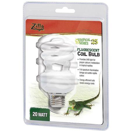 Zilla Zilla Tropical UV Coil Lamp