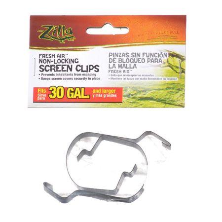 Zilla Zilla Fresh Air Non-Locking Screen Clips