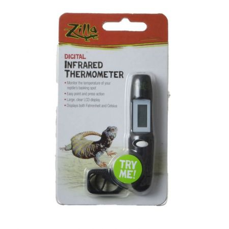 Zilla Zilla Digital Infrared Thermometer