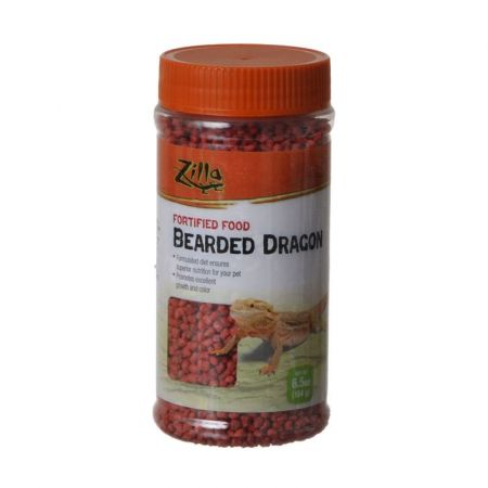 Zilla Zilla Bearded Dragon Food